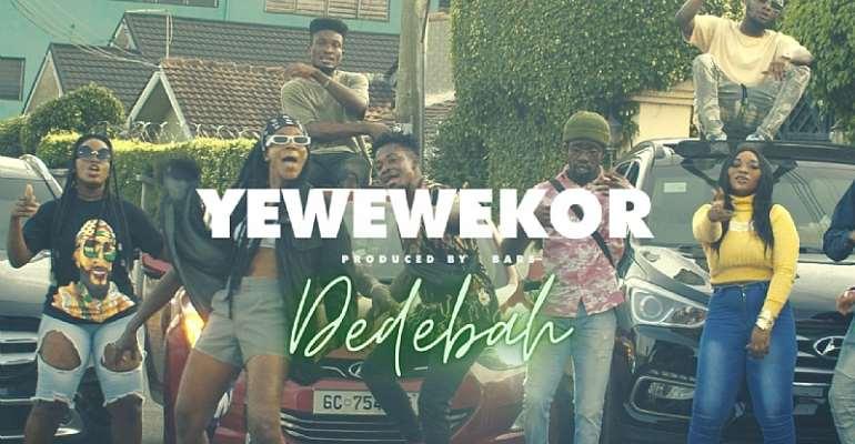Hot Female Rapper Dedebah Drops Official Video Plus Audio Of Hot Hip Hop Anthem Dubbed 'YEWEWEKOR'