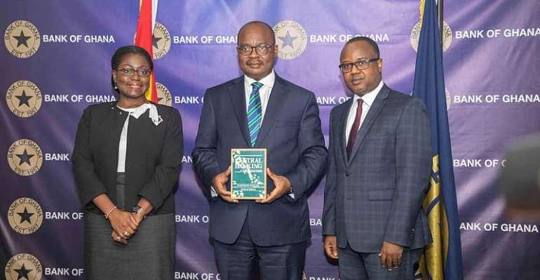 BoG Adjudged Central Bank Of The Year