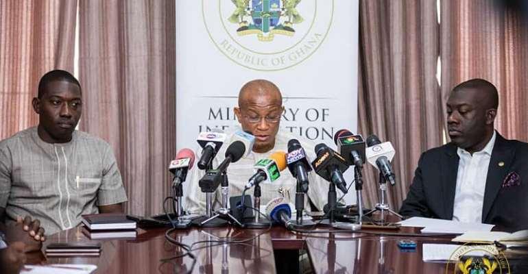 NDC Raising False Alarm For Votes – Mustapha Hamid
