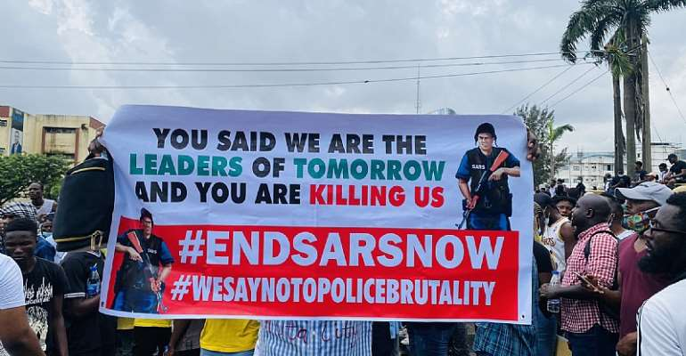 #EndSarsprotests: A 'Locus Classicus' For A Reformation Of The Global/ Continental State Security Structure?