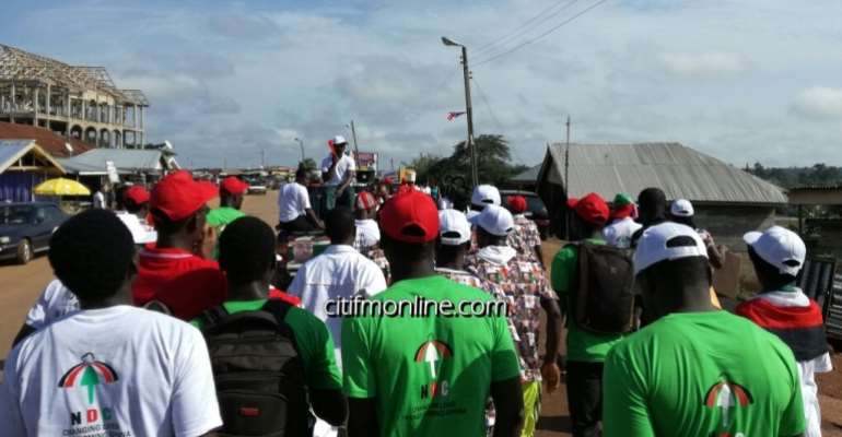 Let's face it, the NDC had a hand in Ghana's economic collapse