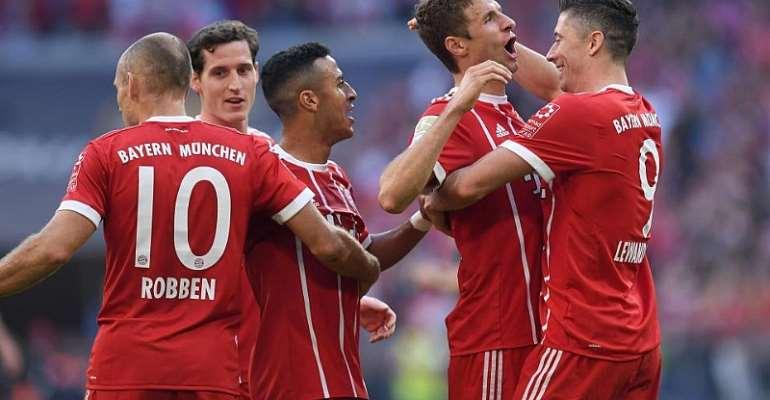 Bayern Munich Thrash Freiburg On Jupp Heynckes Return