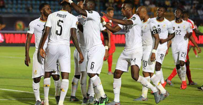 2021 AFCON Qualifiers: Ghana To Face Sao Tome, Sudan And South Africa