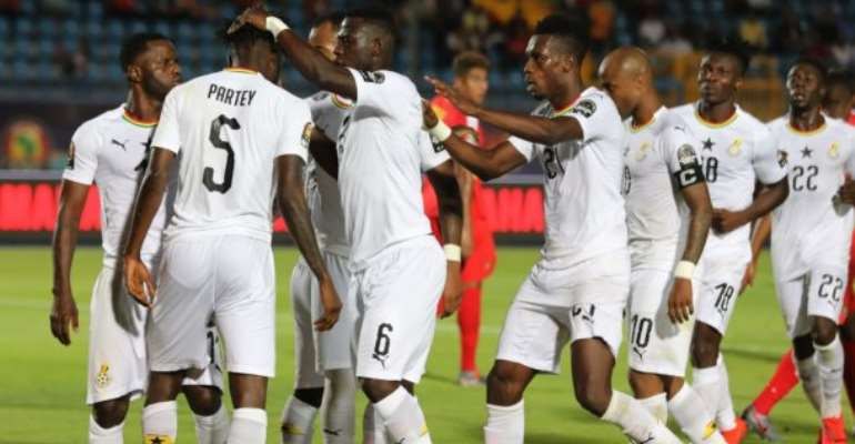 AFCON 2021 Qualifiers: Ghana To Host South Africa On November 15