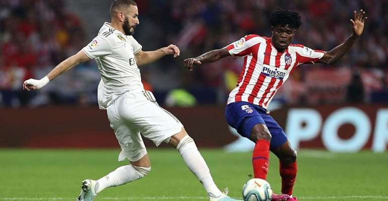 Thomas Partey To Get Salary Increment At Atletico Madrid
