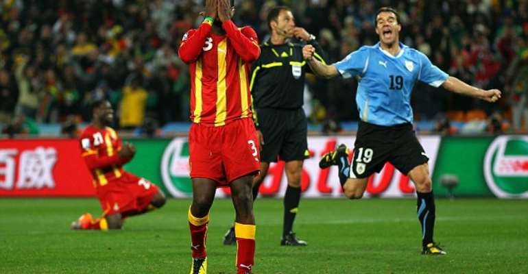 Crucial 2010 FIFA World Cup Penalty Miss Against Uruguay Still 'Hurts' Me - Asamoah Gyan Reveals