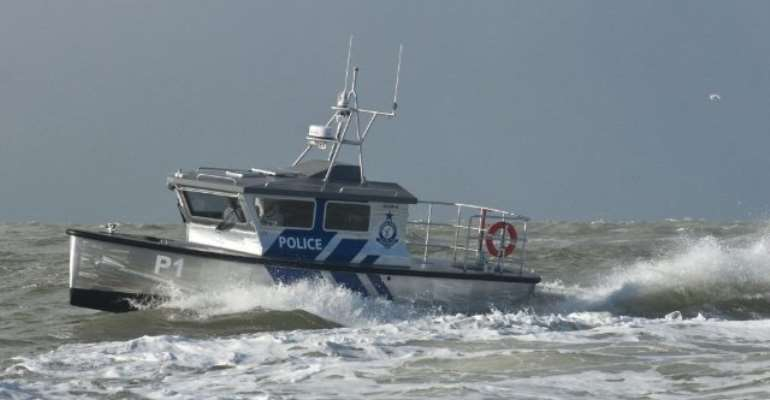 Tema Marine Police Investigate Missing 2 On Sea