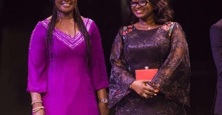 RTP Awards: Female Politicians Turn Up To Dazzle