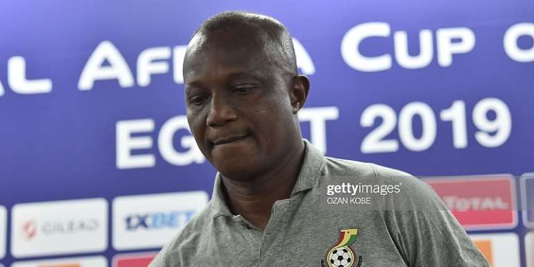 'Five Dutch Players Want To Play For Ghana' - Coach Kwesi Appiah Reveals