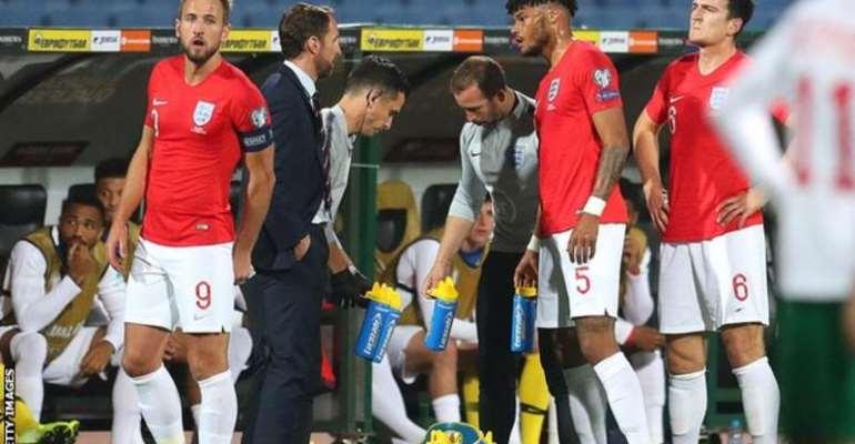 EURO 2020 Qualifiers: Racist Chants Overshadow England's 6-0 Win At Bulgaria