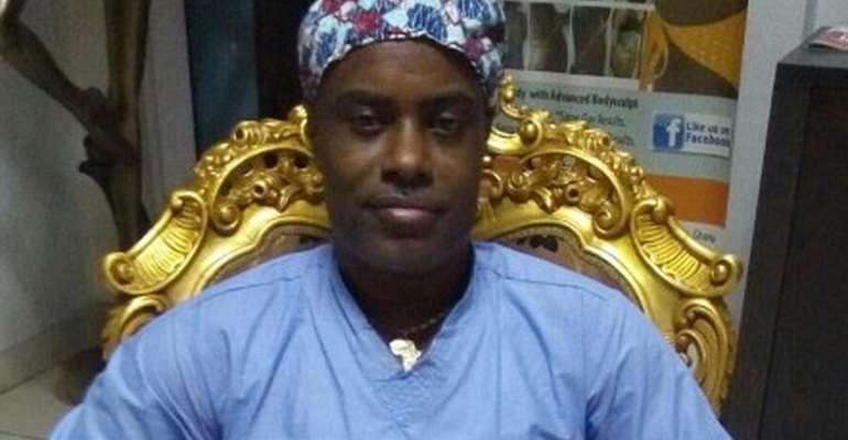 Sack Registrar Of Medical And Dental Council – Dr. Obengfo