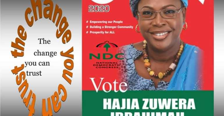 Unity Still Paramount For Election 2020 — Hajia Zuweira Ibrahima