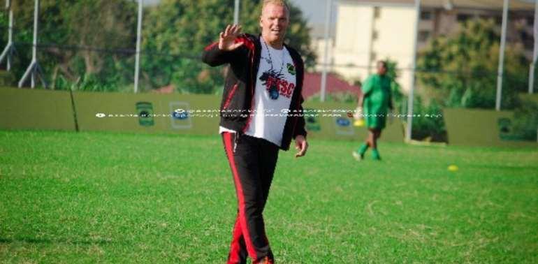 Former Ashgold Coach Urges Asante Kotoko To Sack Coach Kjetil Zachariassen