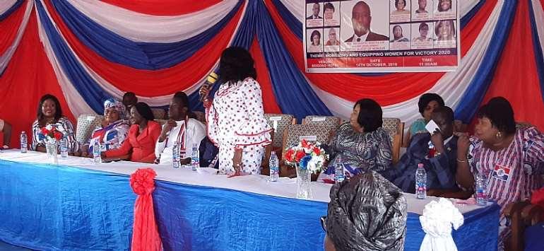 Women Are Battle Ready Behind NPP — Women Group