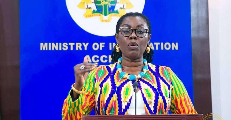 Not Only NDC Radio Stations Were Shut Down – Ursula Owusu