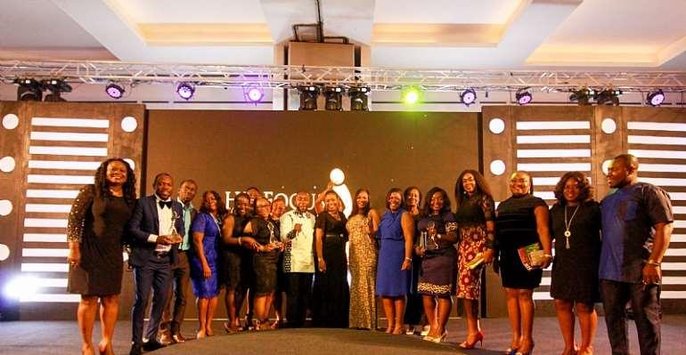 MTN Wins 7 At HR Awards 2019