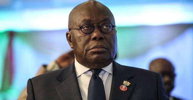 Why Akufo-Addo Is Silent On Corruption Related Issues On His Campaign Tour