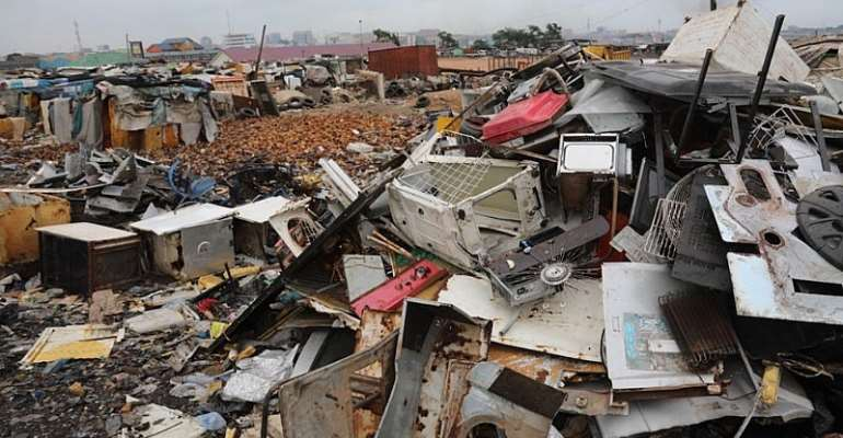 Scrap Dealers Want Fadama e-waste Management Project Completed