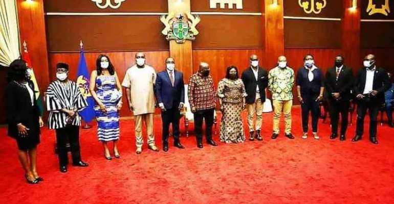 Ghana National Paralympic Committee To Name One Person To Serve On 2023 AG LOC