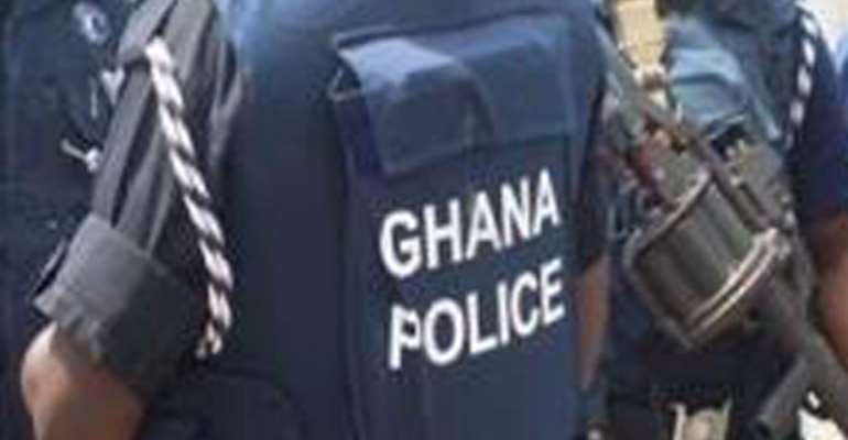 Police Chase Two For GH¢140,000 Fraud