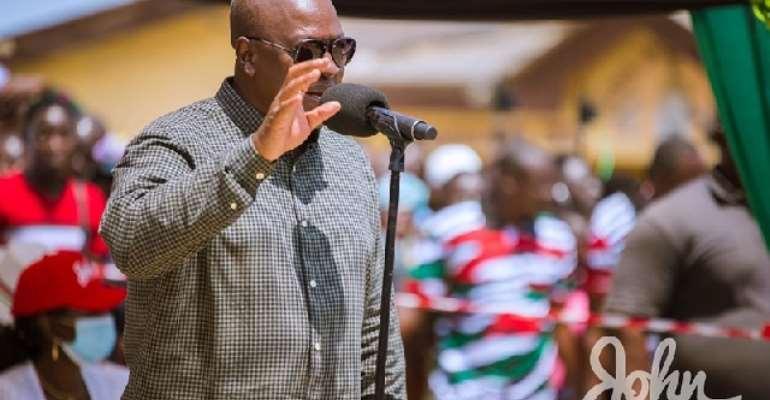 NDC Will Streamline Fishing Sector To Ensure Growth – Mahama