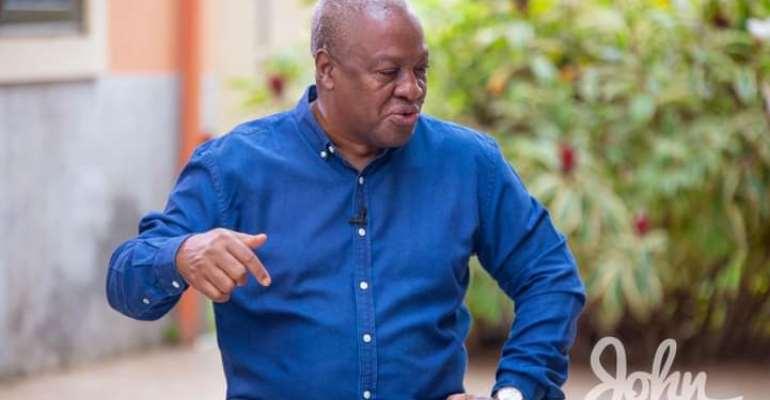 Mahama Is A 'Legend, He Brought Dubai To Ghana – Gomoa Nyanyano Chief