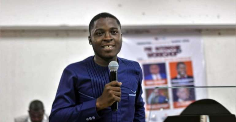 NDC Not Behind Alleged Fake Websites – Edem Agbana