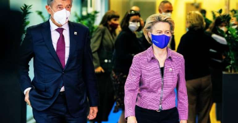 Covid-19: European Commission President Quarantines