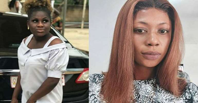 Lady Who Called Selly Galley Barren Weeps In A Call To Apologise To The Actress