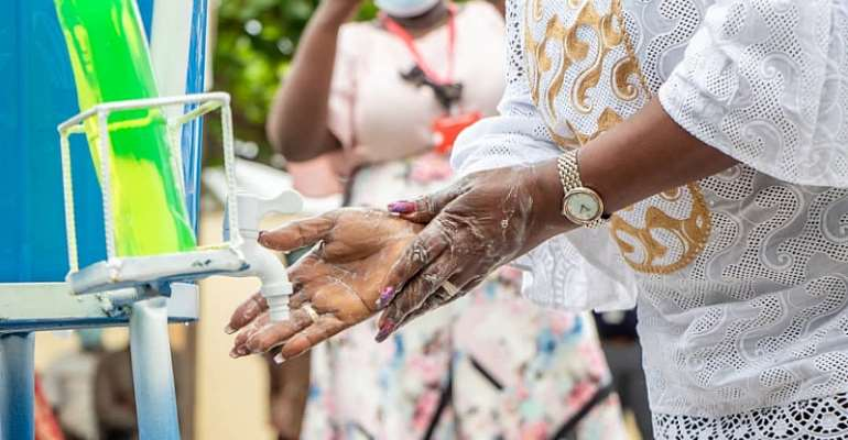 Hand hygiene can't be a forgotten practice