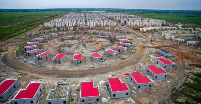 NDC Gov't Siphoned Over $114m Of $179.9m Paid To Contractor Of Saglemi Housing Project – Atta Akyea