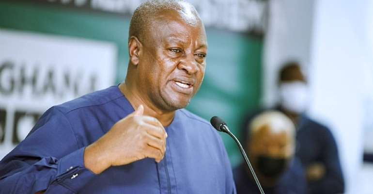Where We Built Hospitals I Know, In Agric I Know, In Oil I Know, Port Expansion I Know; Choose Your Sector And Debate Me — Mahama To Akufo-Addo