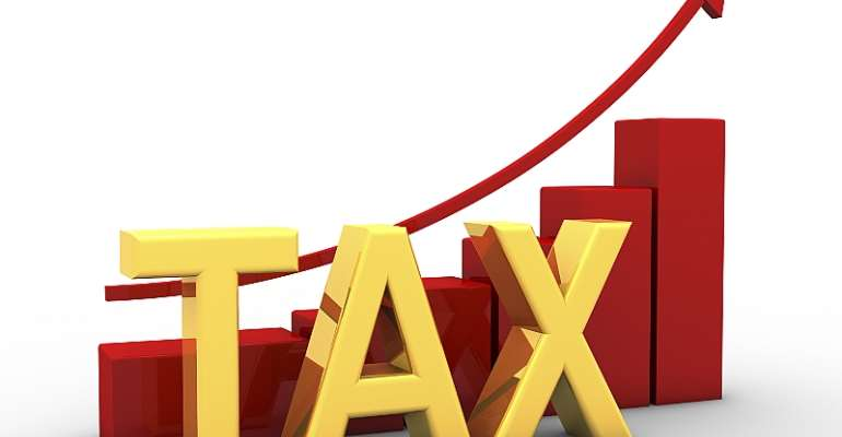 Domestic Tax Up By 17%