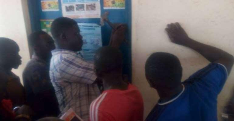 School Feeding Office Shut Down By NPP Group