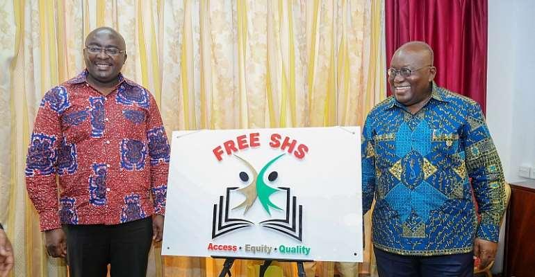 "Positive Impact Of Nana Addo""S Free SHS"