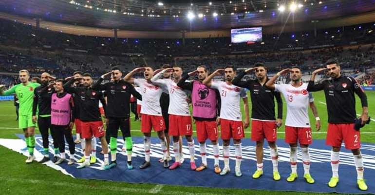 Euro Qualifiers: UEFA Investigates Turkey For Military Salute
