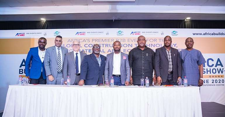 Africa Build Show Launched