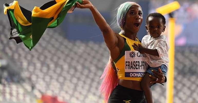 Fraser-Pryce, Katarina Johnson-Thompson Nominated For IAAF Athlete Of The Year Awards