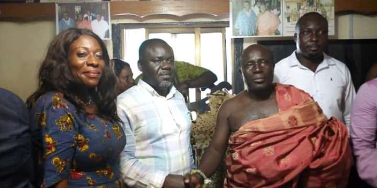 Catherine Afeku Deserves Another Term — Chief