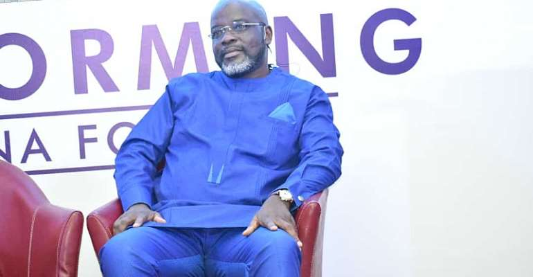 GFA Elections: Osei Palmer Would Have Lost Bitterly With 15 Votes - George Afriyie