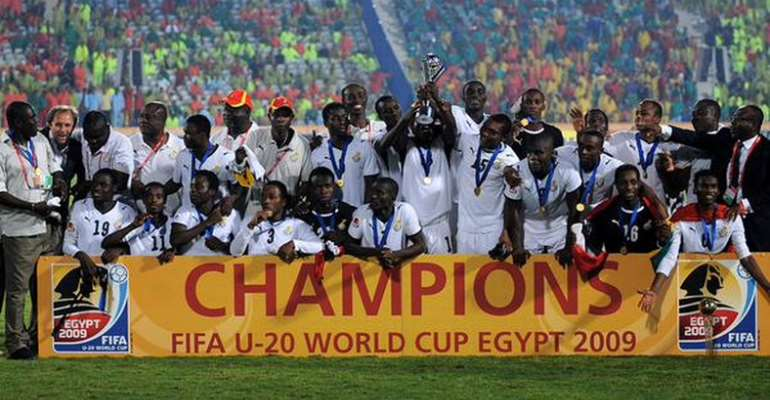 TEN YEARS AGO: Who Played For Ghana In The U-20 World Cup Final Against Brazil?