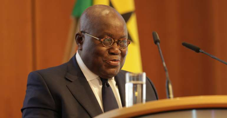 Akufo-Addo Used the Hospital-Building Funds to Revive the Mahama-Bungled NHIS