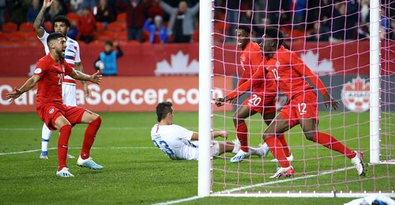 Canada Stun US With First Win In 34 Years
