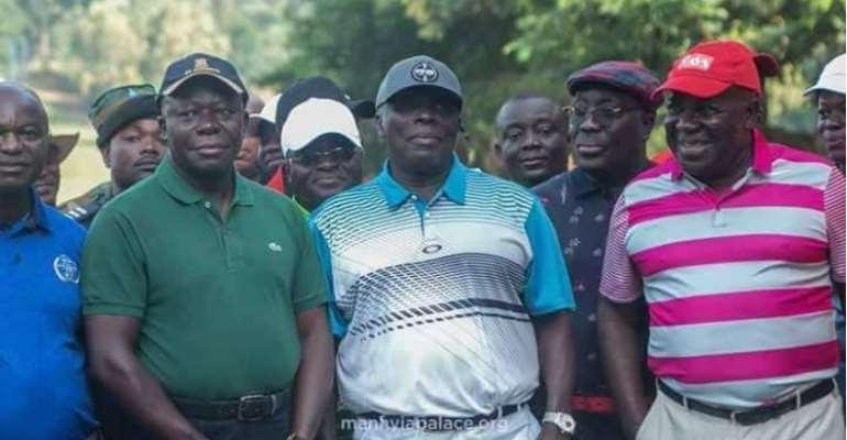 MTN Invitational Golf To Celebrate Okyehene's 20th Anniversary In Tafo On Saturday
