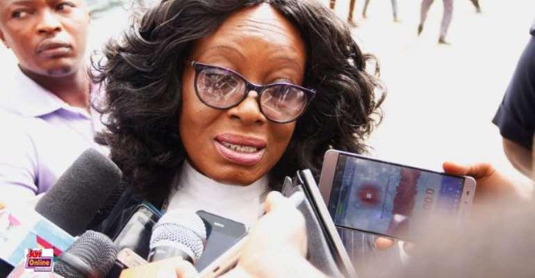 Attorney-General, Gloria Akuffo