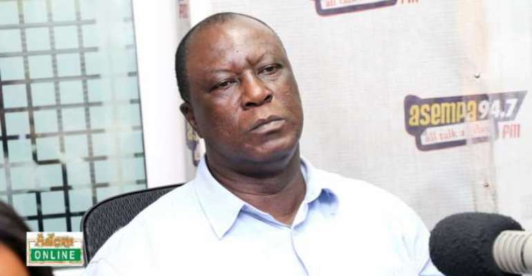 GFA Elections Cannot Be Held Without Wilfred Osei Palmer - Takyi Arhin