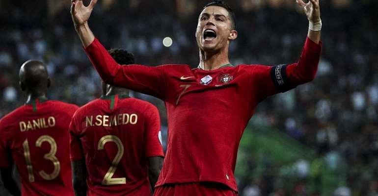 Watch All Cristiano Ronaldo's 700 Career Goals [VIDEOS]