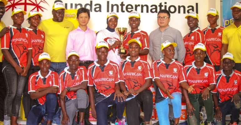 Sunda International Congratulates Ghana Rugby Women's Eagles