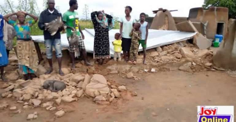 [Video/Pictures] Heavy September Rains Leave 20 Dead In Upper East