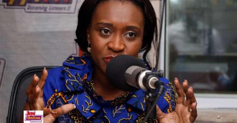Deputy Minister of Finance, Abena Osei Asare